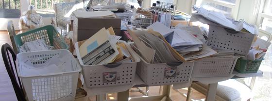 Paperwork Management